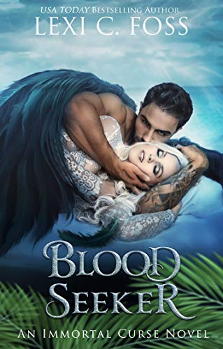 Blood Seeker (Immortal Curse Series Book 6)