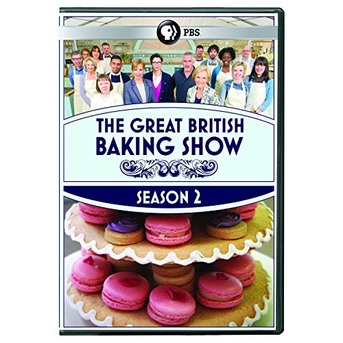 Great British Baking Show Season 2 DVD