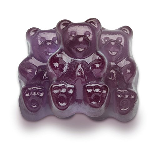Albanese Grape Gummi Bears 2lbs