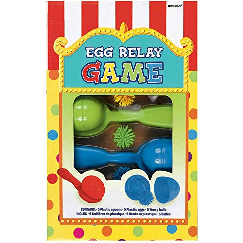 Egg Relay Game   Game Collection   Party Accessory