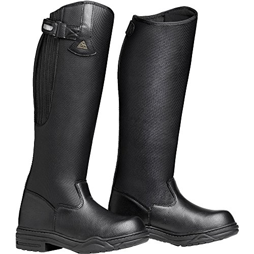 Mountain Horse Rimfrost Rider III Boots 8R Black