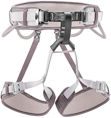 PETZL - CORAX, Versatile and Adjustable Harness, Size 1, Gray