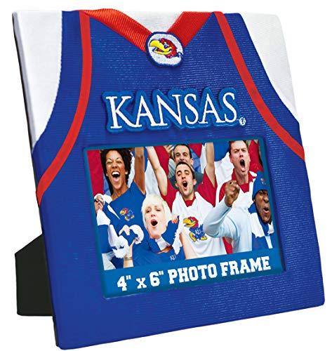 MasterPieces NCAA Kansas Jayhawks 4' x 6' Uniform Photo Picture Frame