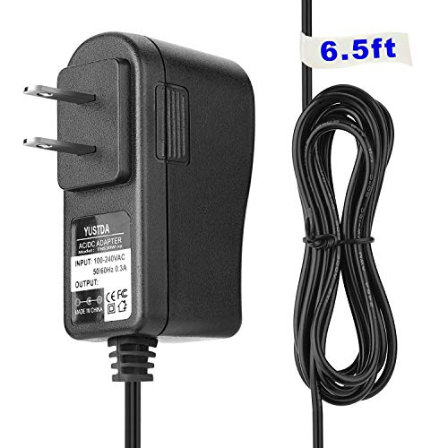 Yustda Home Wall AC Micro USB Charger for Magellan RoadMate 9465T-LMB/9412T-LM/9400-LM Power Supply Cord Cable PS Charger Mains PSU