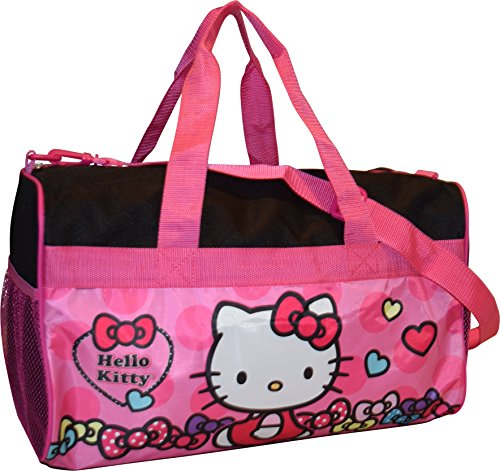 Hello Kitty By Sanrio 18' Carry-On Duffel Bag