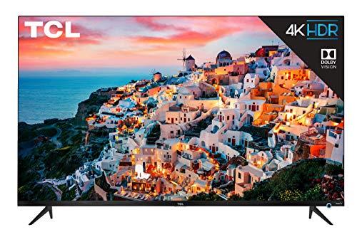 TCL 65S525B 65 inch Class 5 Series LED 4K UHD Smart Roku TV (Renewed)