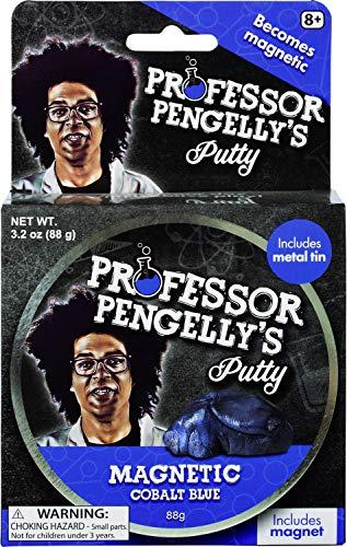 Professor Pengelly's Magnetic Putty Cobalt Blue