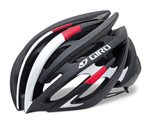 Giro Aeon Adult Road Cycling Helmet - Small (51-55 cm), Matte Black/Bright Red (2018)