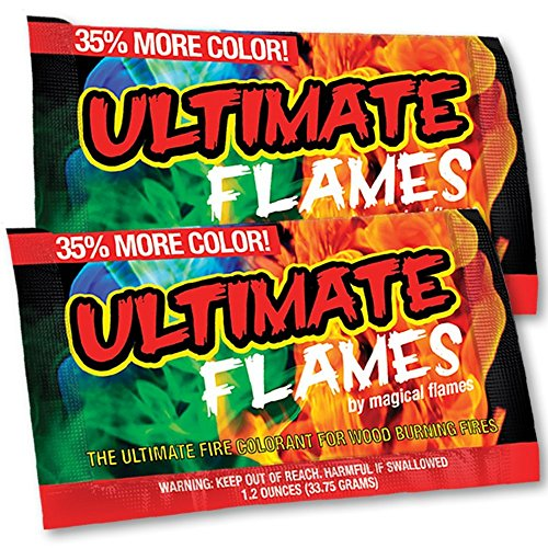 Magical Flames Ultimate Flames Color Your Fire! Now 35% Bigger and Better! (12)