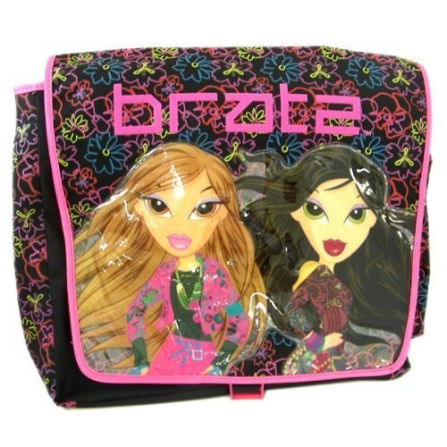 Lil Bratz Themed Book Bag - Bratz Messenger Bag [Toy]