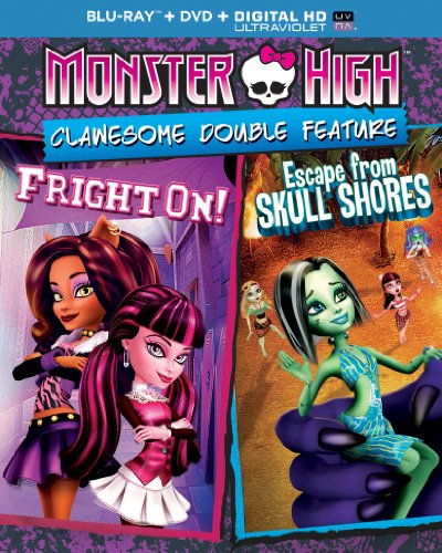 Monster High: Clawesome Double Feature [Blu-ray]