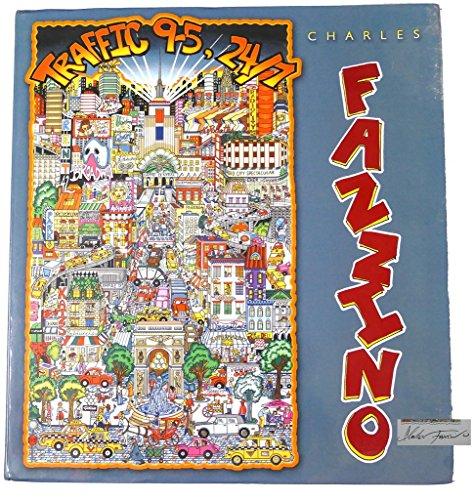 Charles Fazzino, Traffic 9 to 5, 24/7