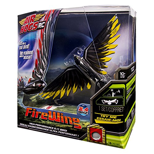 Air Hogs RC FireWing - Yellow R/C Flying Bird