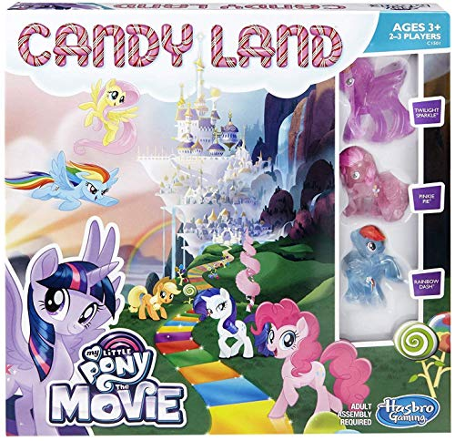 Candy Land Game: My Little Pony the Movie Edition