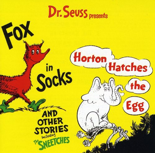 Dr. Seuss Presents Fox In Socks / Horton Hatches The Egg And Other Stories Including The Sneetches