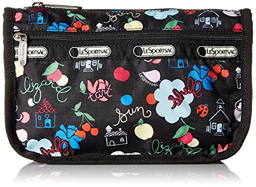 LeSportsac Classic Travel Cosmetic Bag (One Size, School's Out)