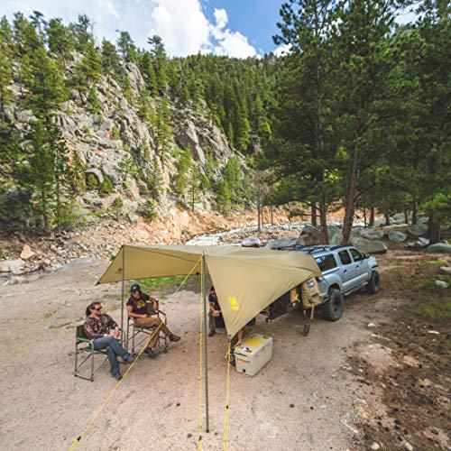 Slumberjack Roadhouse Tarp, 3-in-1 tarp for Overlanding, Camping, Hunting, Off-Roading, and more