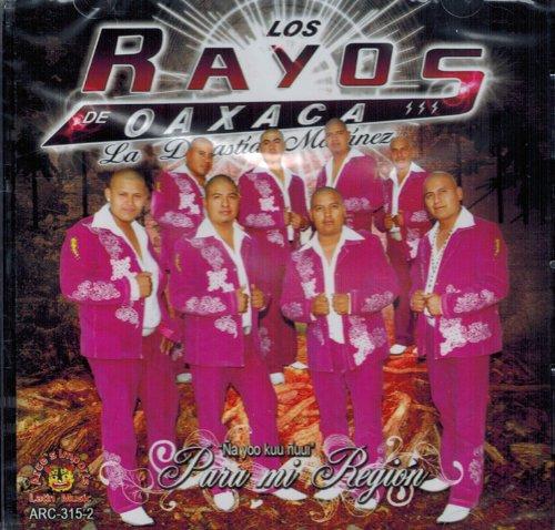 Los Rayos De Oaxaca (Para Mi Region) Arc-315