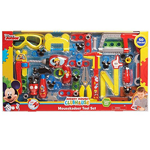 Just Play Mickey Mouse Clubhouse Mousekadoer Tool Set