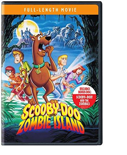 Scooby-Doo on Zombie Island with Bonus Disc (DVD)