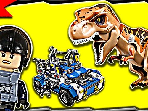 Clip: T-Rex Tracker