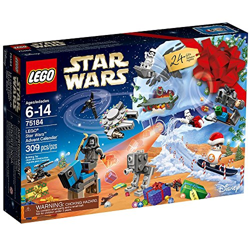 LEGO Star Wars Star Wars Advent Calendar 75184 Building Kit