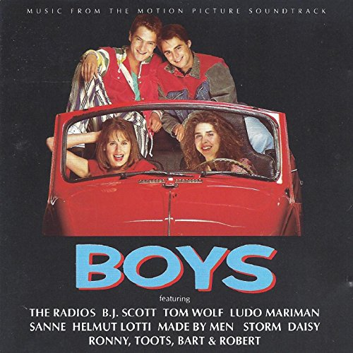 I Can Help (feat. The Radios, B.J Scott, Tom Wolf, Sanne Helmut Loti, Made by Men, Storm Daisy, Ronny, Toots, Bart, Robert) [From Boys' Motion Picture Soundtrack]