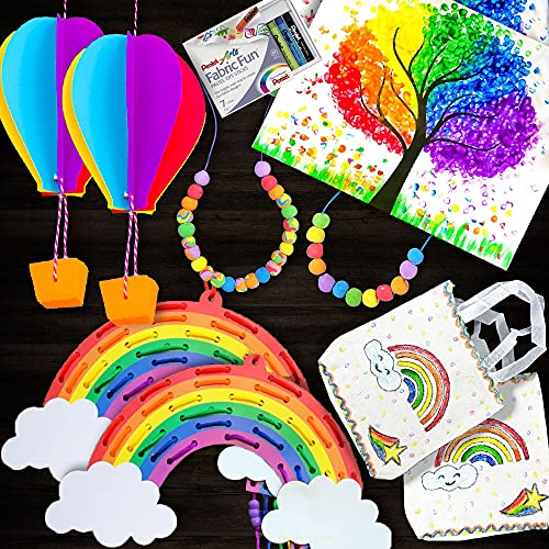 The Kids Craft DIY Craft Kit Monthly Subscription Box for Kids, Ages: 3-9