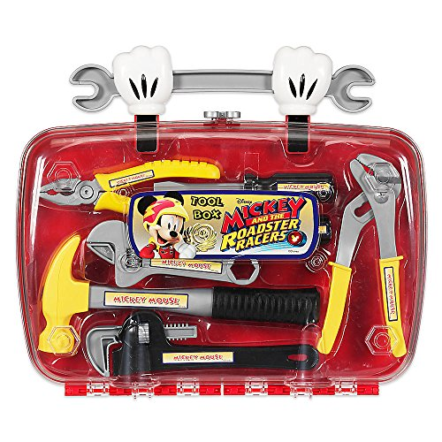 Disney Mickey and The Roadster Racers Tool Box