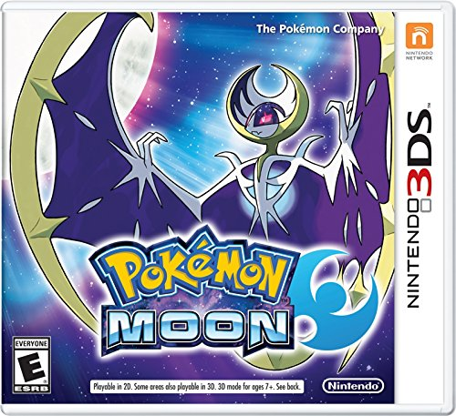 Pokémon Moon - 3DS [Digital Code]