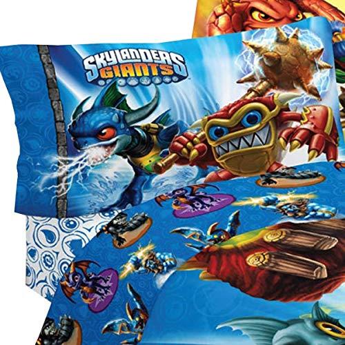 Kids Warehouse Sheet Sets Skylanders, Twin
