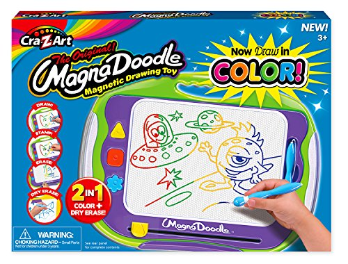 Cra-Z-Art Color Magnadoodle Deluxe Activity Toy
