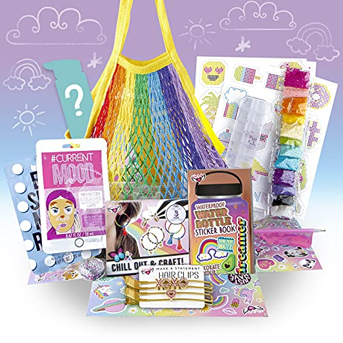Find Your Wings Subscription Box by Fashion Angels- Award Winning Craft Activity Monthly Box, Includes Full Sized Items, for Girls Ages 6-12
