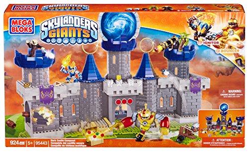 Mega Bloks Skylanders Dark Castle Conquest