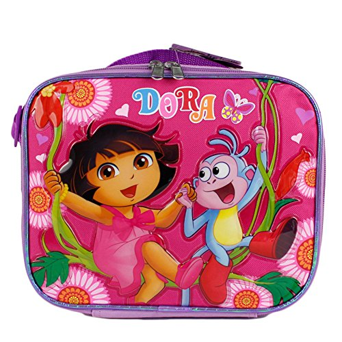 Dora the Explorer Lunch Bag Dity Daisy Girls Gifts New Lunch Case 620561