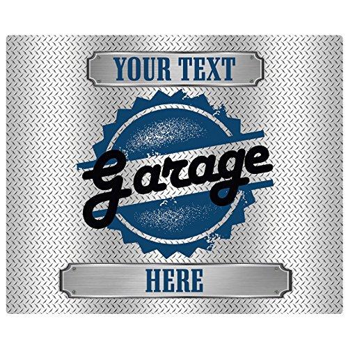 Drymate Personalized Garage Floor Mat, Door Mat, 24' x 29'