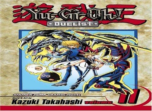 Yu-Gi-Oh!: Duelist, Vol. 11: The Shadow Of Marik