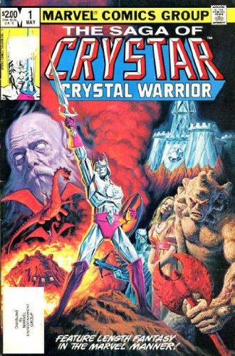 The Saga of Crystar Vol 1 #1 (Crystal Warrior)