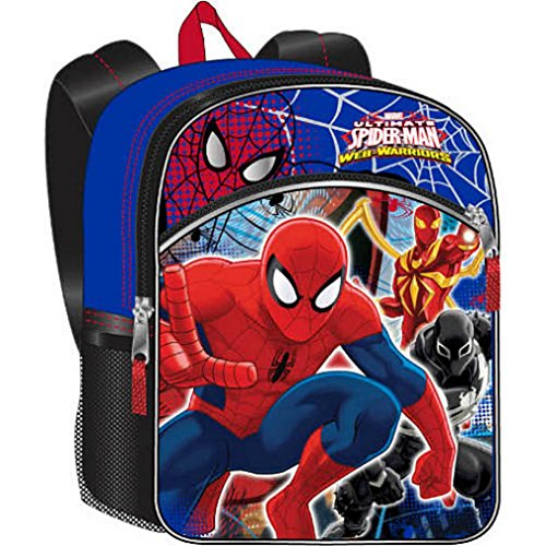 Spiderman 16 inch Backpack by Fast Forward
