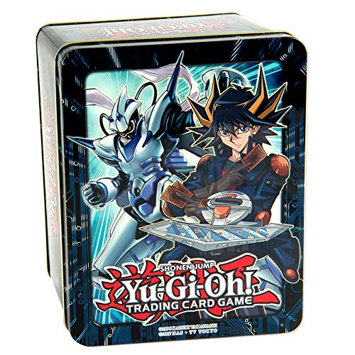Yu-Gi-Oh! Cards- Shonen Jump 2018 Mega Tin B- Yusei | 4 Ultra Rare Cards | Genuine Cards