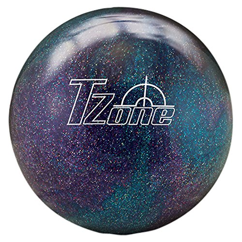Brunswick Tzone Deep Space Bowling Ball, 13 lb