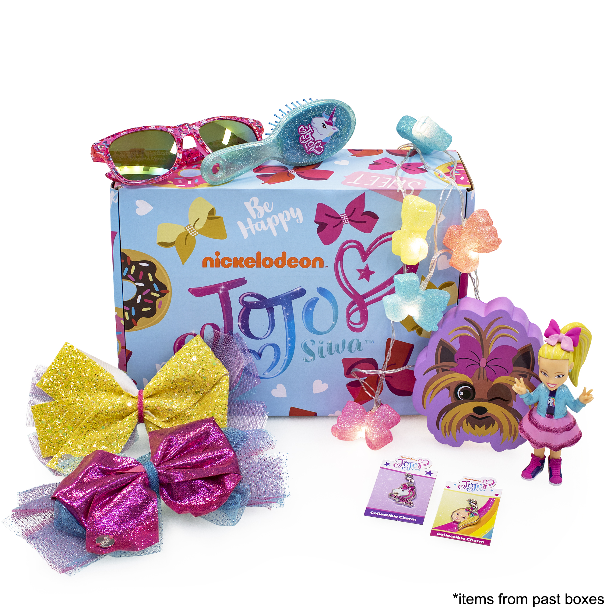 The JoJo Siwa Box - The Officially Licensed JoJo Siwa Mystery Gift Subscription Box